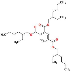 tris(2-ethylhexyl) benzene-1,2,4-tricarboxylate