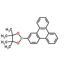 1,3,2-Dioxaborolane, 4,4,5,5-tetramethyl-2-(2-triphenylenyl)-
